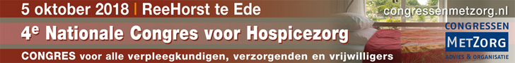 4e Nationale Congres voor Hospicezorg
