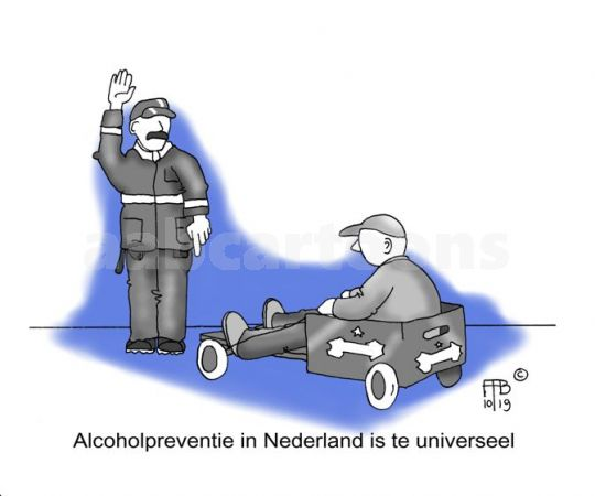 Alcoholpreventie in Nederland is te universeel