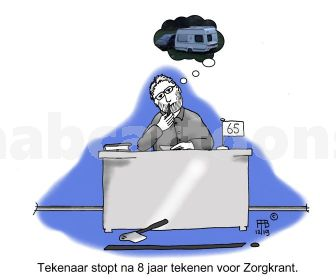 Laatste cartoon